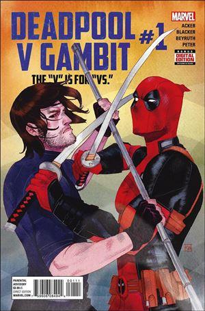 Deadpool v Gambit 1-A