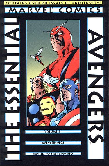 Essential Avengers 1-A by Marvel
