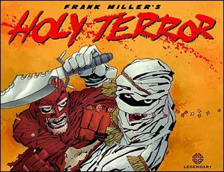 Holy Terror nn-A by Legendary