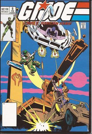 G.I. Joe: A Real American Hero 8-C