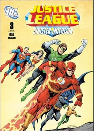 General Mills Presents: Justice League 3-B