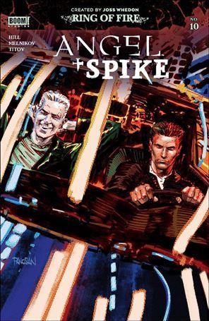 Angel + Spike 10-A