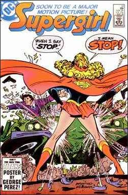Supergirl (1983) 17-A by DC