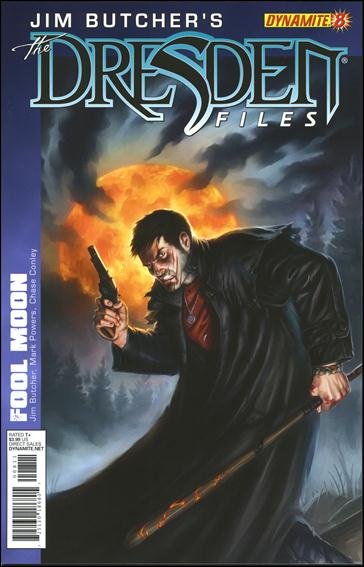 Jim Butcher's The Dresden Files: Fool Moon 8-A by Dynamite Entertainment