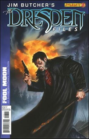 Jim Butcher's The Dresden Files: Fool Moon 8-A