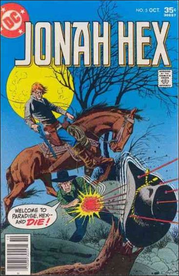 Jonah Hex (1977) 5-A by DC