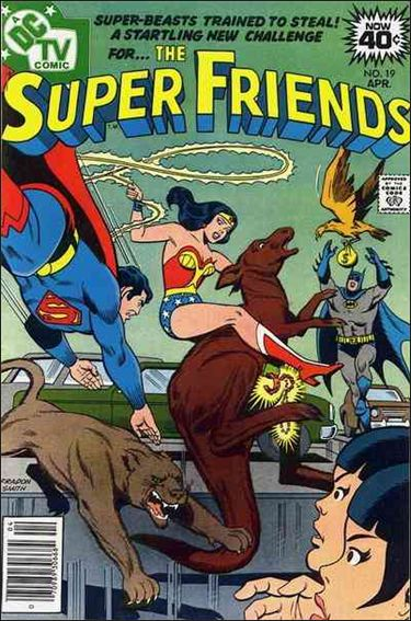 Super Friends (1976) 19-A by DC