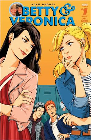 Betty and Veronica (2016) 1-Q