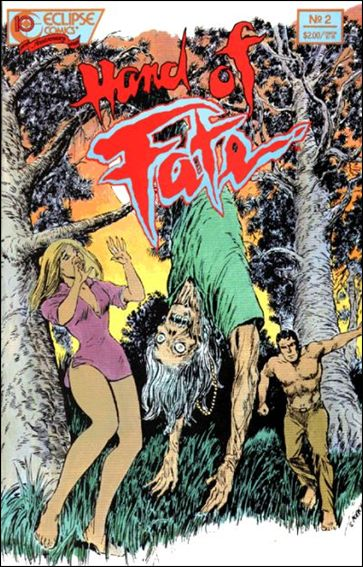 Hand of Fate (1988) 2-A by Eclipse