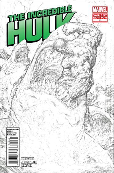 Incredible Hulk (2011)  2-C by Marvel