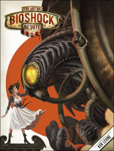 Art of Bioshock Infinite nn-A by Dark Horse