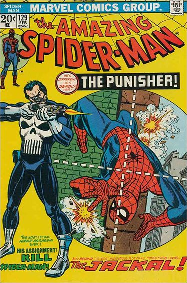 Amazing Spider-Man (1963) 129-A by Marvel