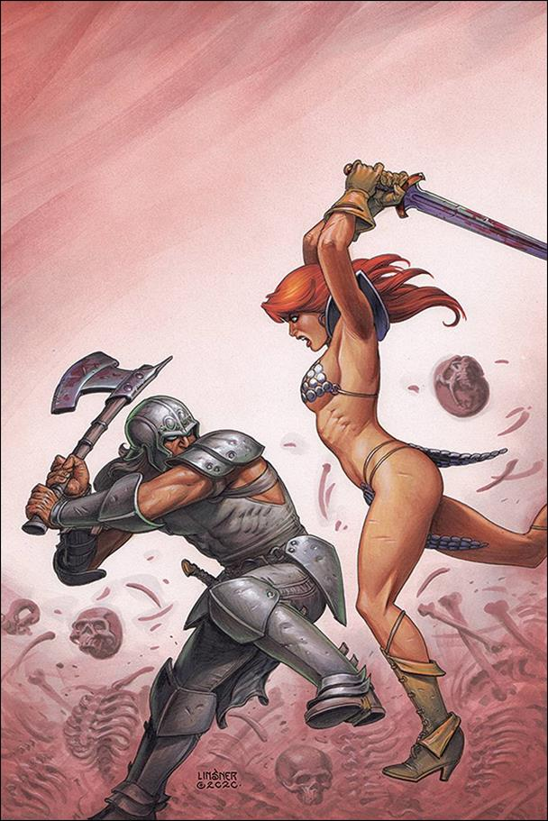Red Sonja: Price of Blood 2-P by Dynamite Entertainment