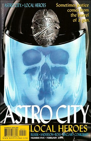Astro City: Local Heroes 5-A by Homage Comics