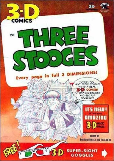 Three Stooges (1953) 3-A by St. John
