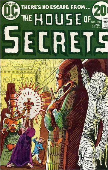 House of Secrets (1956) 108-A by DC