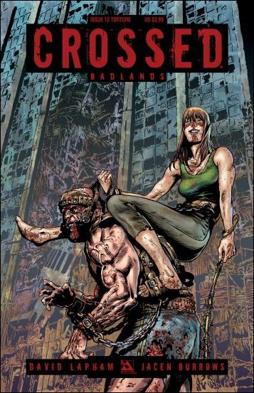 Crossed: Badlands 12-C by Avatar Press