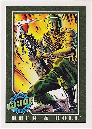 G.I. Joe (Base Set) 45-A by Impel