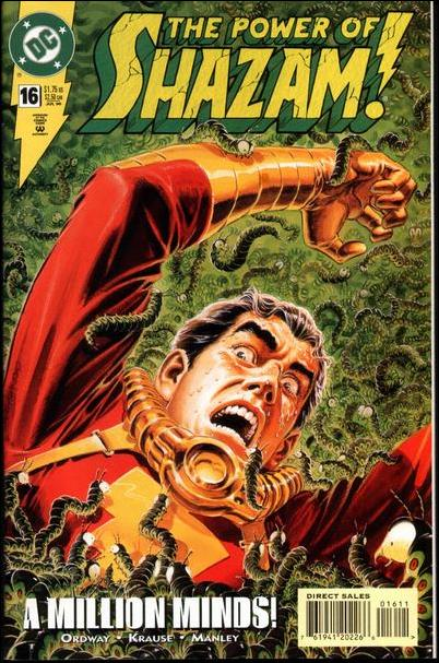 Power of Shazam! 16-A by DC