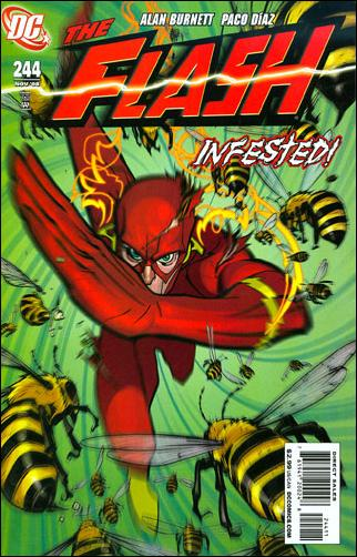 Flash (1987) 244-A by DC