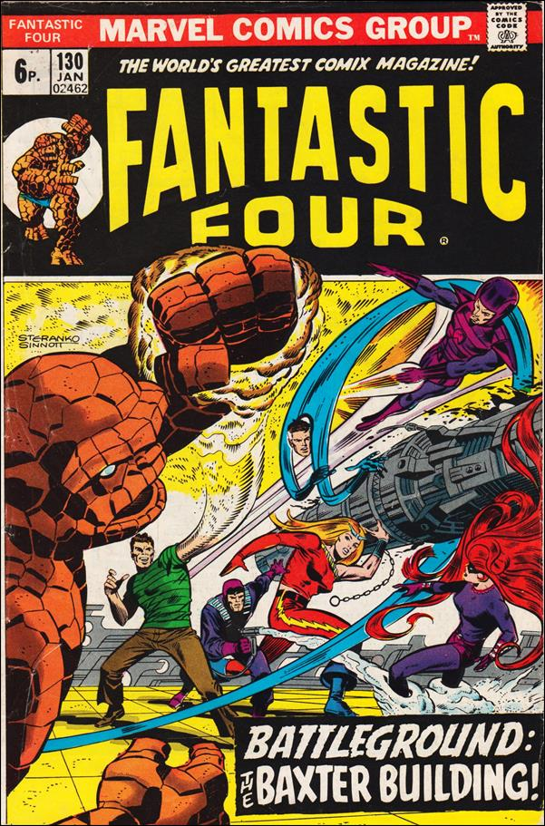 Fantastic Four (1961) 130-B by Marvel