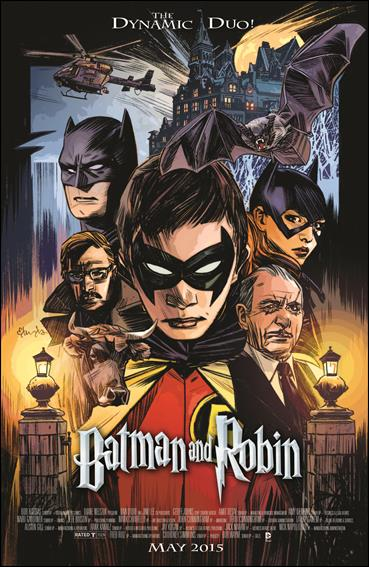 Batman and Robin (2011) 40-B by DC
