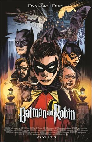 Batman and Robin (2011) 40-B