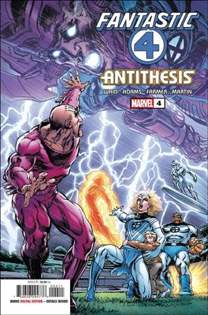 Fantastic Four: Antithesis 4-A