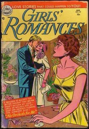 Girls' Romances 24-A