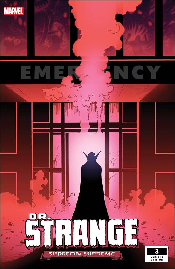 Dr. Strange (2020) 3-B by Marvel