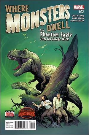 Where Monsters Dwell (2015) 2-A