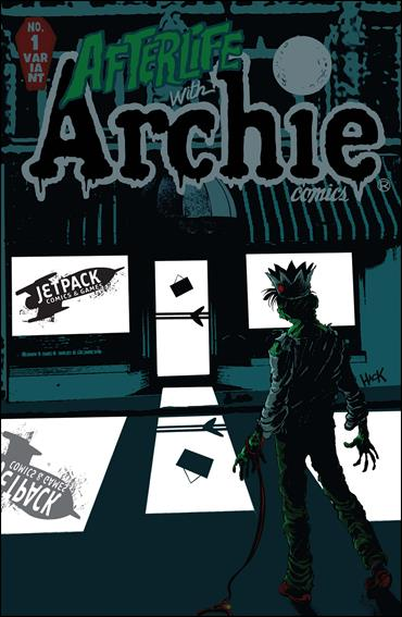 Afterlife with Archie 1-FE by Archie