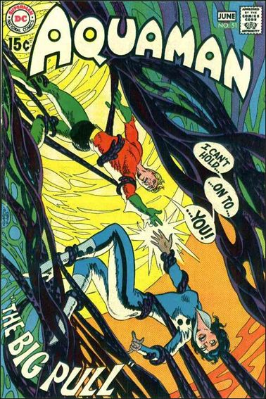 Aquaman (1962) 51-A by DC