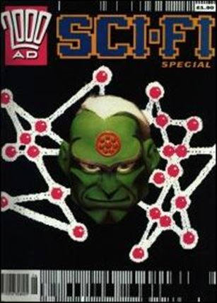 2000 A.D. Sci-Fi Special 15-A
