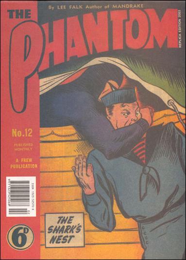 Phantom (1948) 12-B by Frew