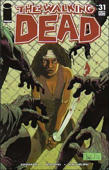 Walking Dead (2003) 31-A by Image