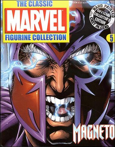 Classic Marvel Figurine Collection (UK) 5-A by Eaglemoss Publications