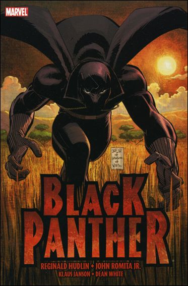 Black Panther (2006) 1-A by Marvel