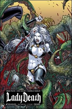 Lady Death (2010) Ashcan-A by Boundless Comics