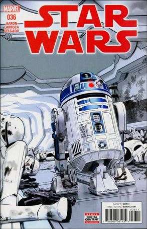 Star Wars (2015) 36-A