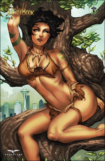 Grimm Fairy Tales Presents The Jungle Book 1-F by Zenescope Entertainment