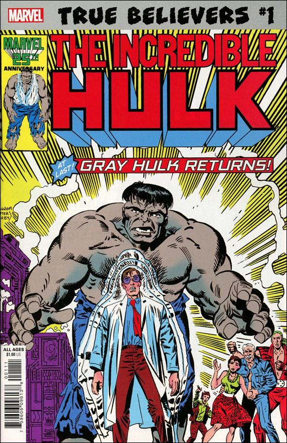 Incredible Hulk (1968) 324-B by Marvel