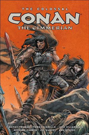 Colossal Conan the Cimmerian nn-A