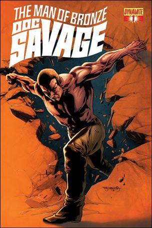 Doc Savage (2013) 1-E