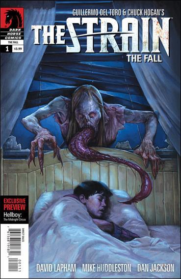 Strain: The Fall 1-A by Dark Horse