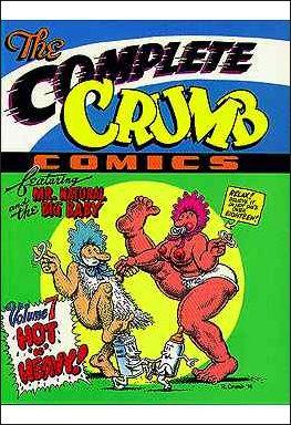 Complete Crumb Comics 7-A by Fantagraphics