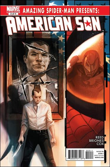 Amazing Spider-Man Presents: American Son 3-A by Marvel