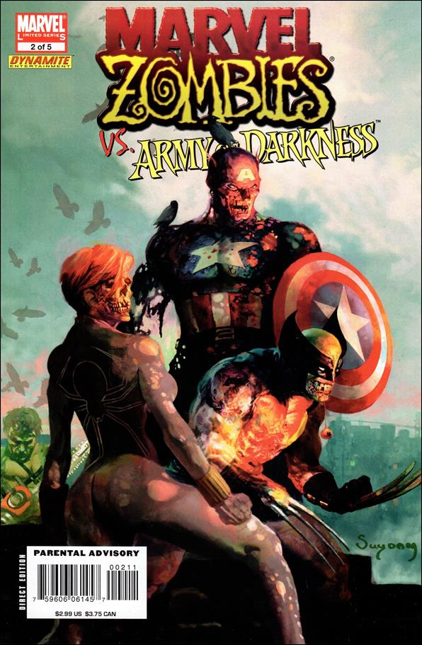 Marvel Zombies/Army of Darkness 2-A by Marvel