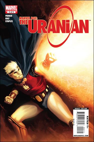 Marvel Boy: The Uranian 2-A by Marvel
