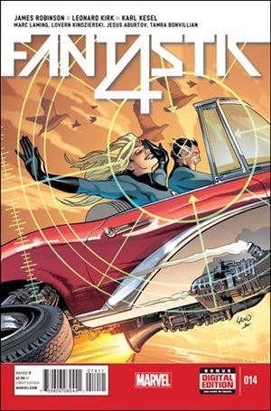 Fantastic Four (2014) 14-A
